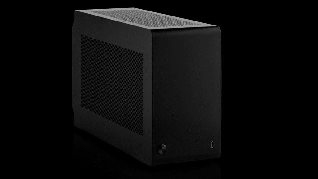 The Dan A4-SFX mini-ITX case