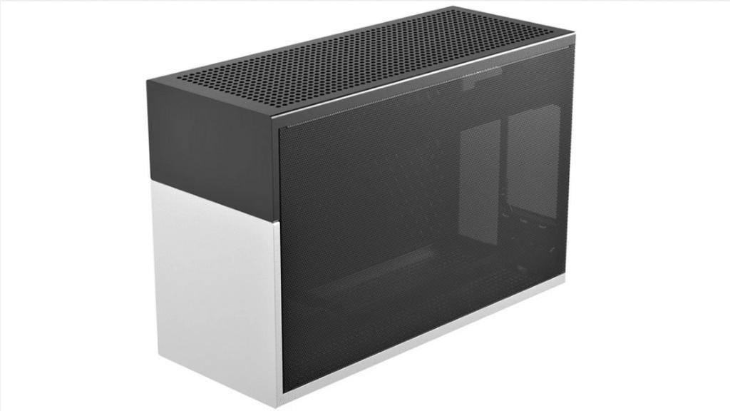 The best ITX PC case, the FormD SidearmD T1