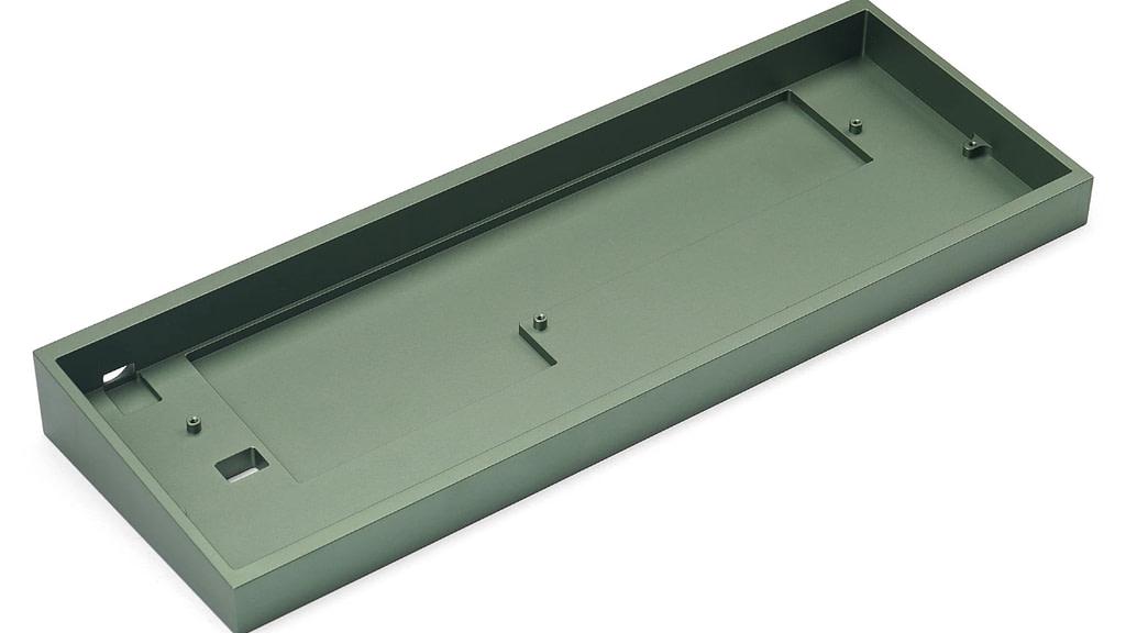 Green TOFU 60 gaming keyboard case