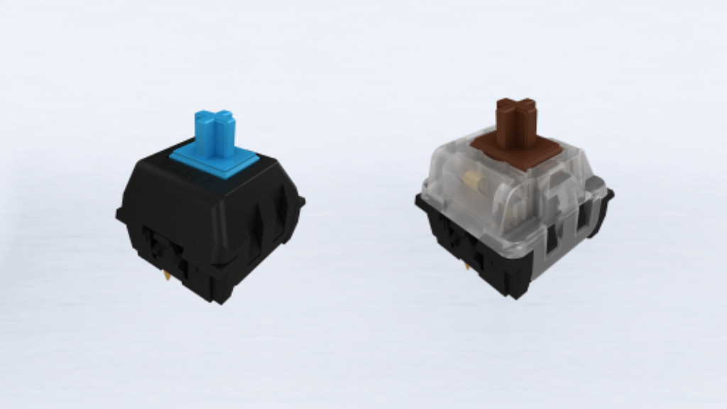 Kailh Blue Brown Dip Switches