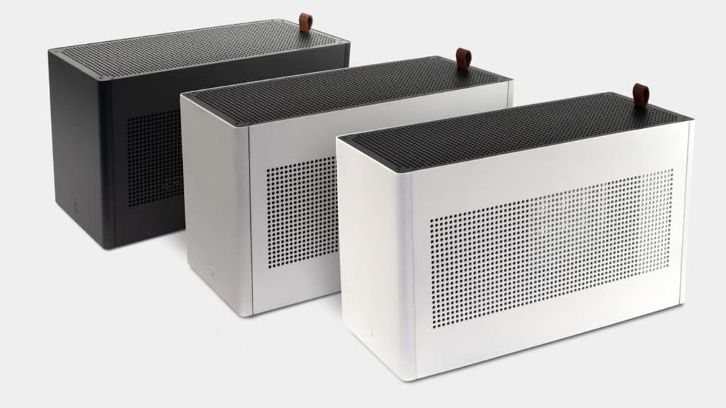 the LOUQUE Ghost S1 SFF PC case range