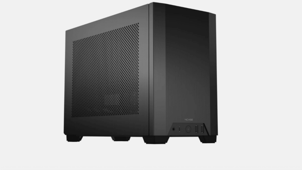 The NCase M1 small form factor PC case