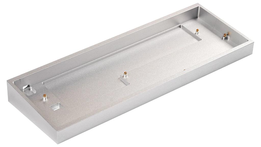 Metal TOFU Compact mechanical keyboard case